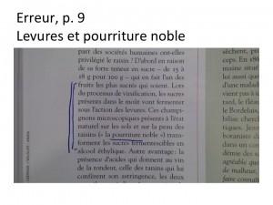 Erreur Science et Vie p. 9