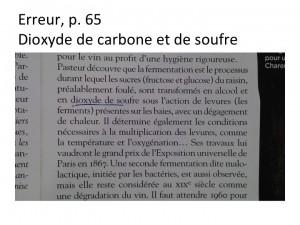 Erreur Science et Vie p. 65
