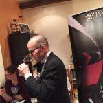 Le sommelier Fabrizio Bucella, directeur IWD