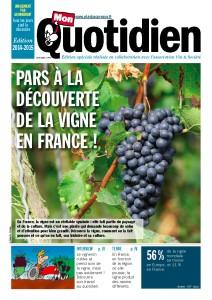 Le magazine Mon Quotidien