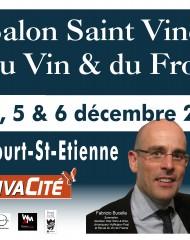 Salon du vin de Court-St-Etienne