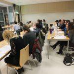 Une classe attentive, Inter Wine & Dine