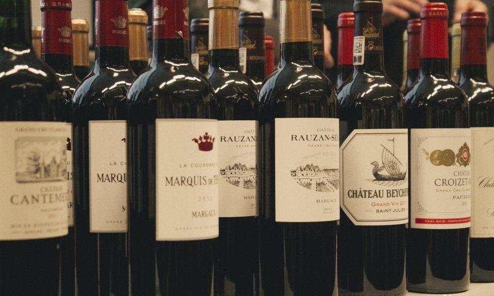 Soirée découverte des vins du classement 1855