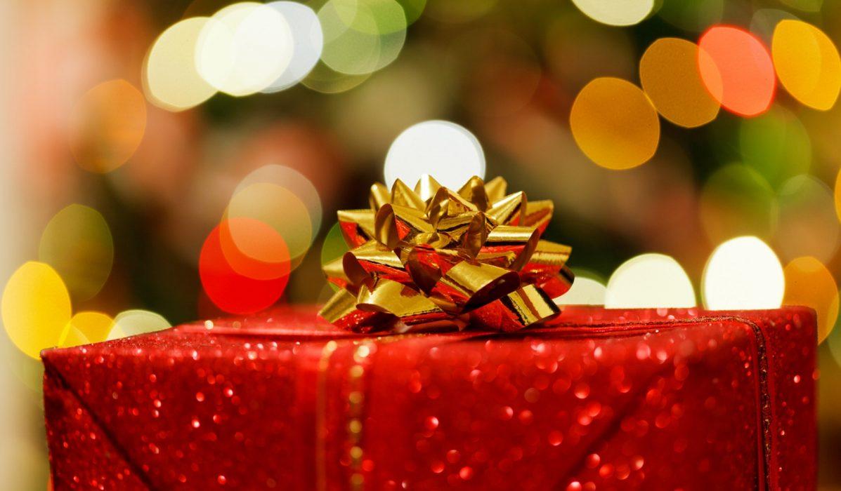Cadeau pour les fêtes de fin d'année