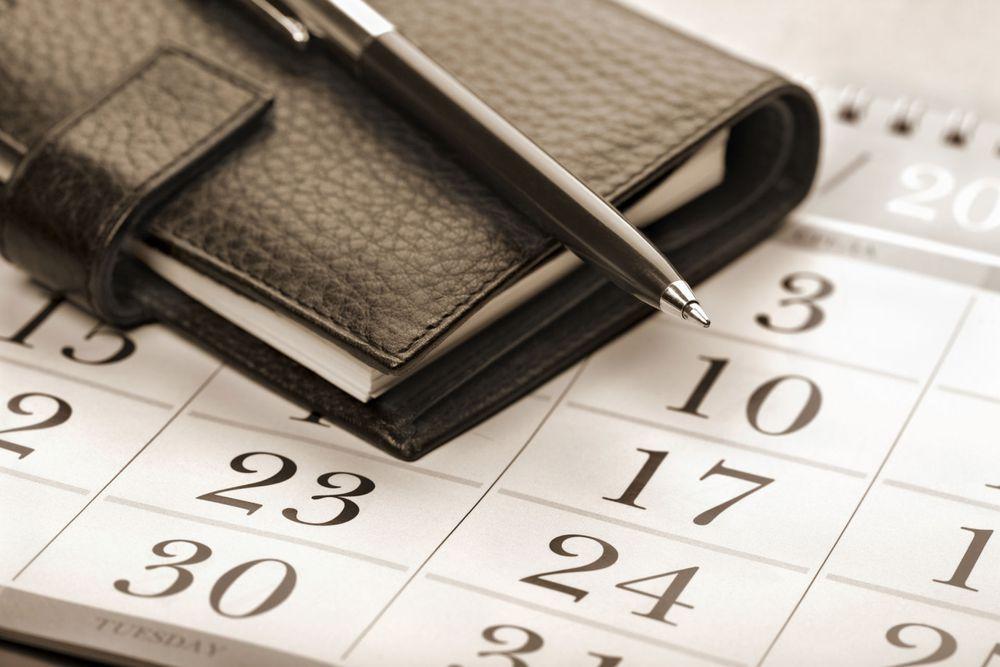 Nouveautés et calendrier de l'année 2017-2018