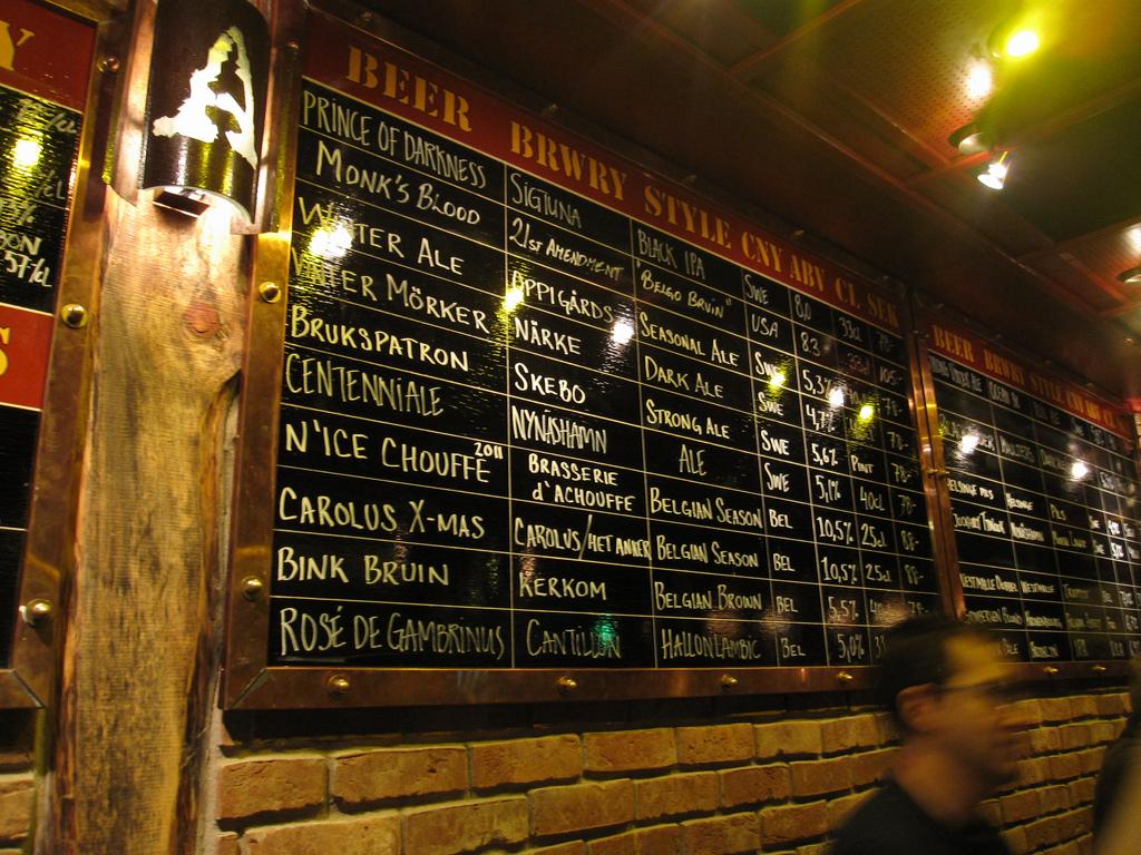 La bière si «spéciale» ?