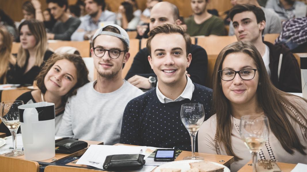 230 étudiants ont découvert les vins wallons