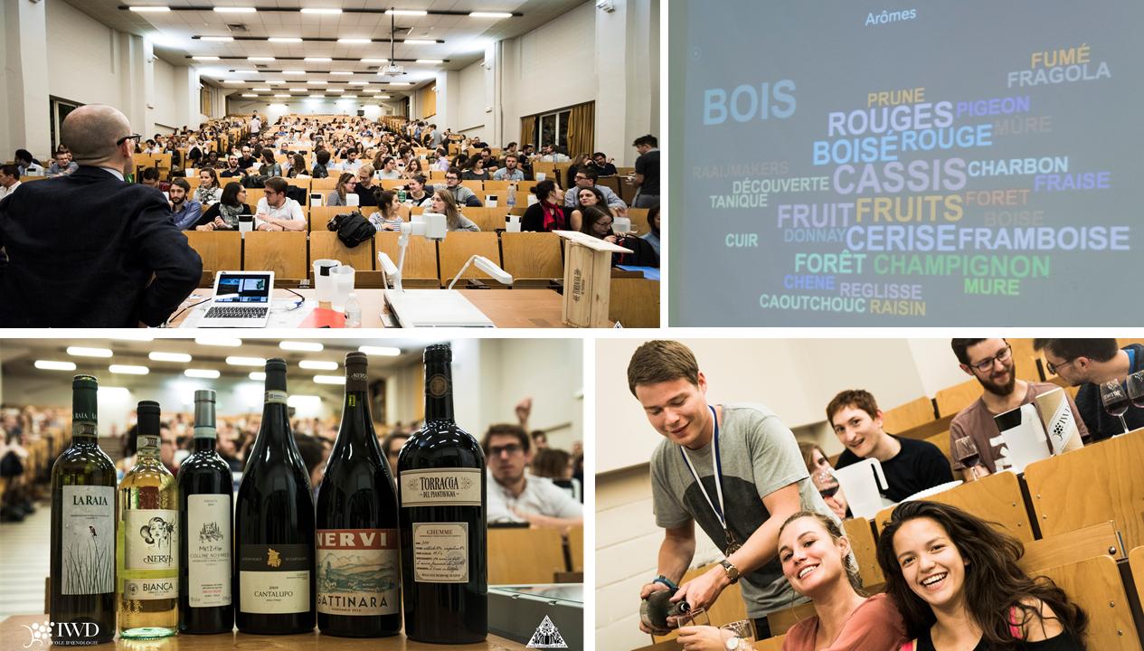 Le Cercle oenologique débute l'année avec les vins du Piémont