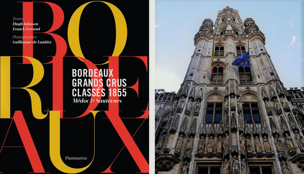 [EVENEMENT] Les Grands Crus Classés 1855 à Bruxelles pour présenter leur nouveau livre