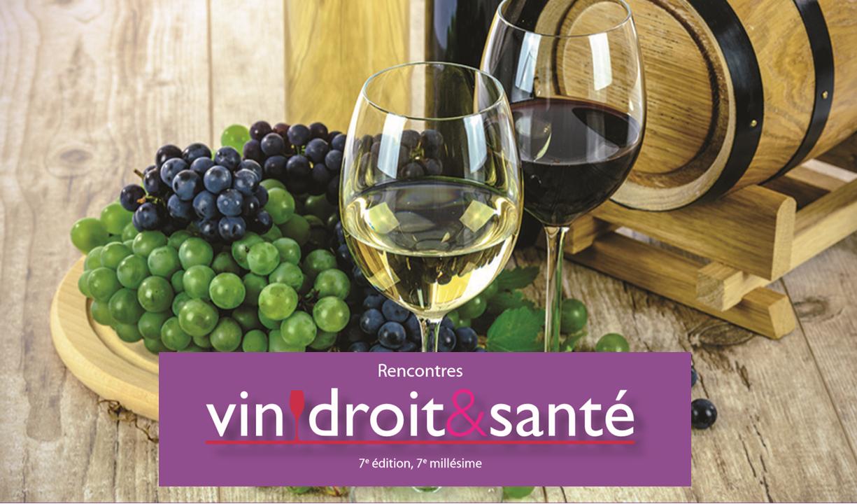 Fabrizio Bucella aux Rencontres vin, droit & santé 2018 à la Cité du Vin à Bordeaux
