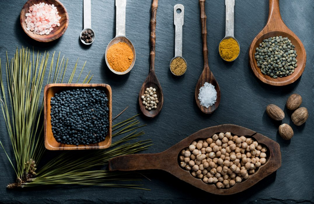 Six saveurs fondamentales