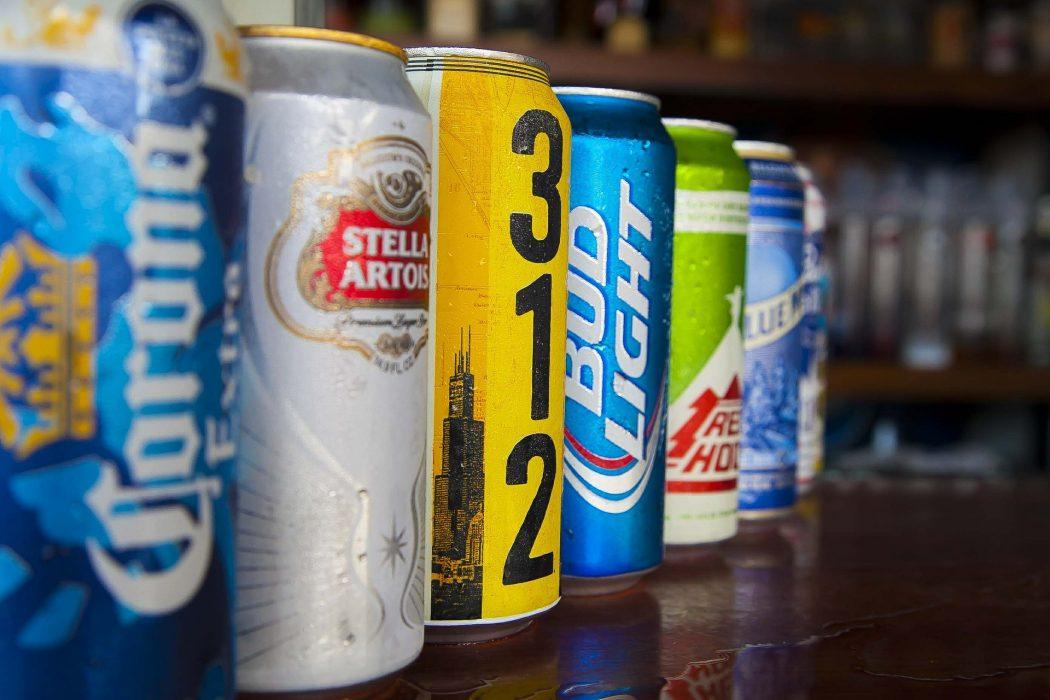Bières discount
