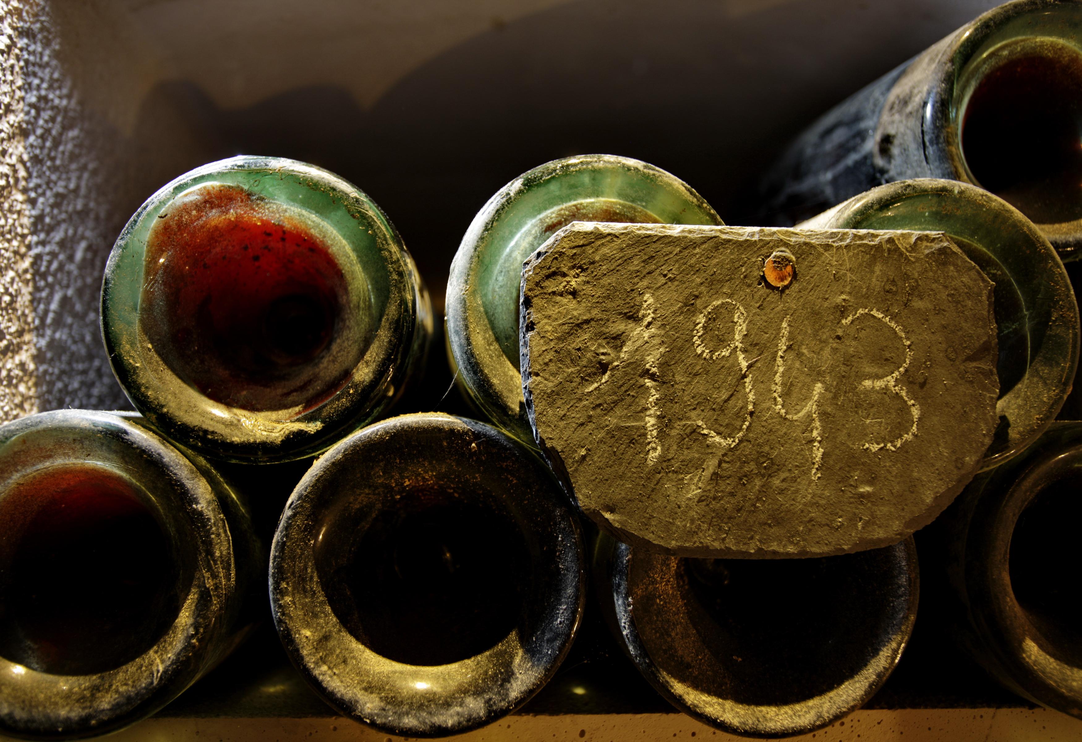 L'évolution des vins du Médoc au Chalet de la Forêt