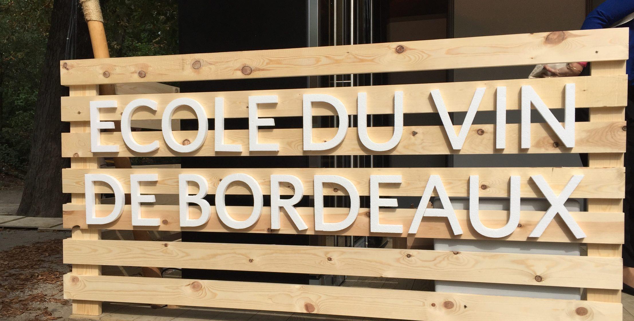 Beau succès à eat BRUSSELS drink BORDEAUX