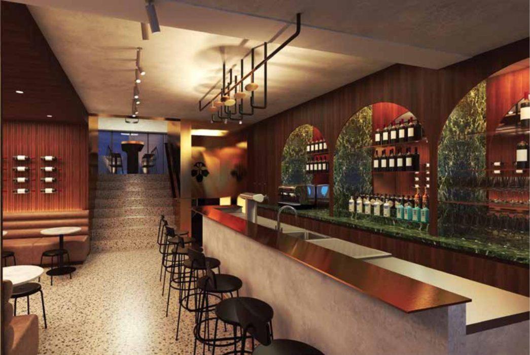 Un nouveau genre de bar à vin s'ouvre à Bruxelles : The Wine Club