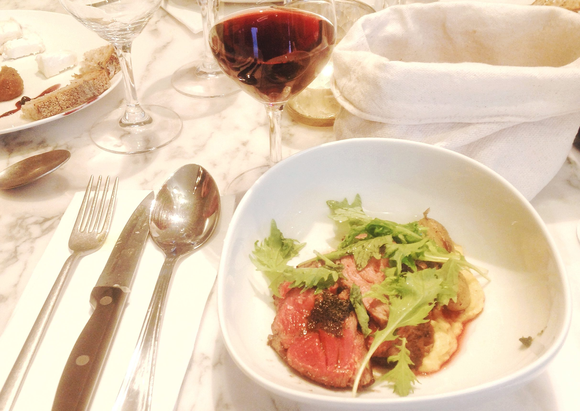 Les soirées «Accord vins et mets» au Wine Club avec Fabrizio Bucella