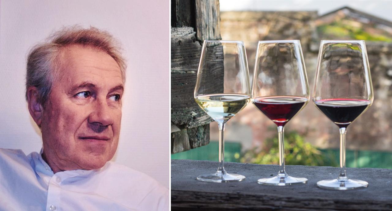 Parlons vin, parlons Italie, parlons vins de Campanie avec André Possot