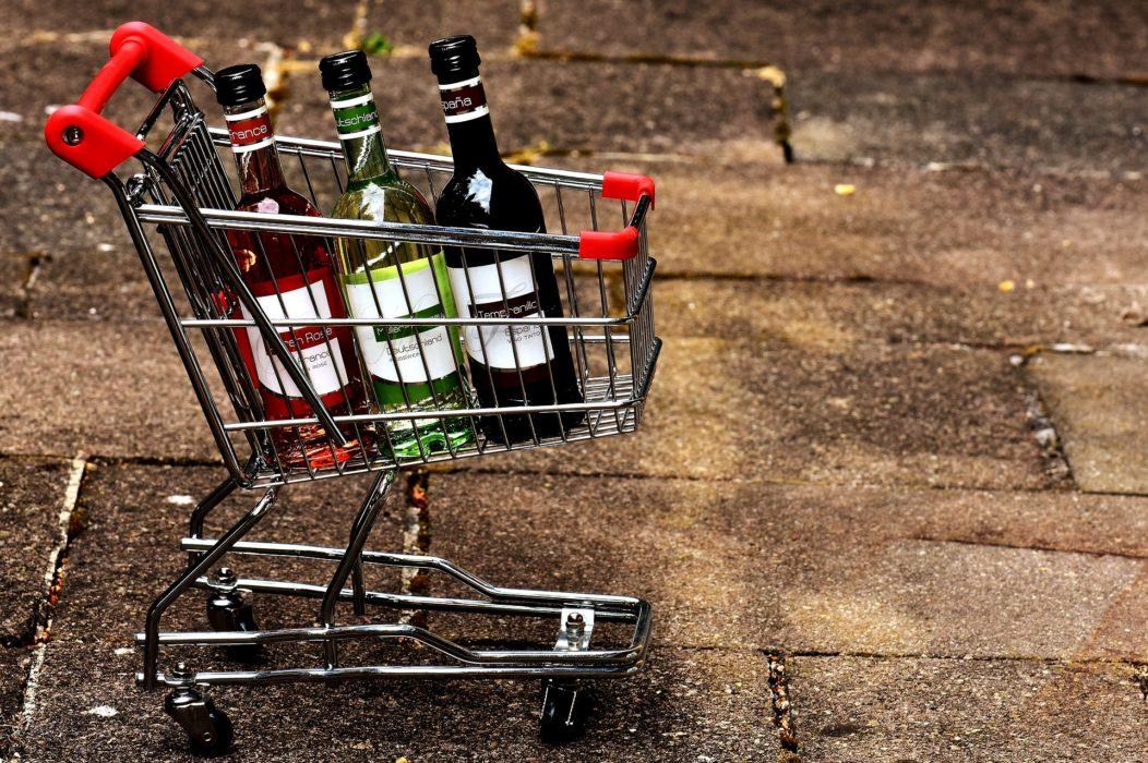 Sélection de vins à moins de 15€ disponibles en grande surface