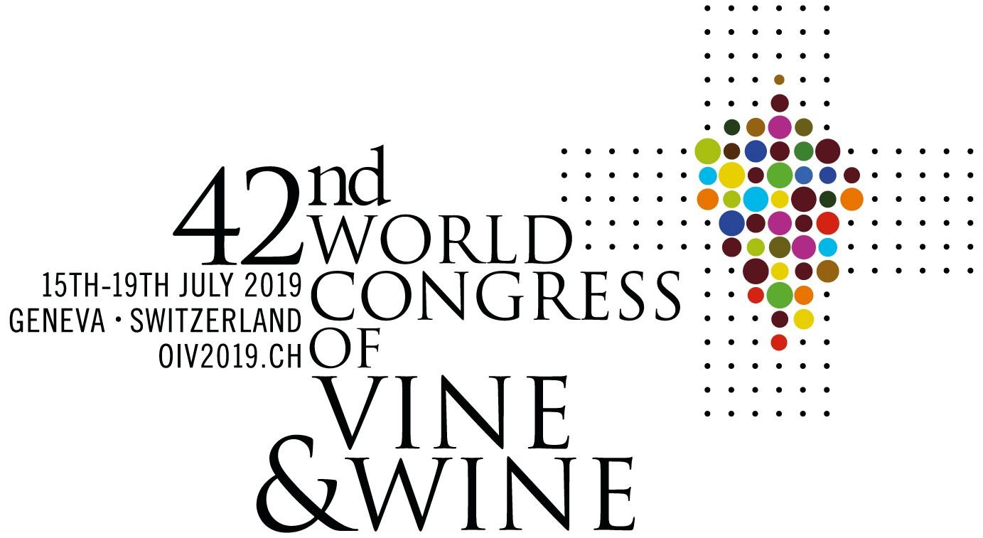 Fabrizio Bucella au 42e Congrès Mondial de la Vigne et du Vin de l'OIV