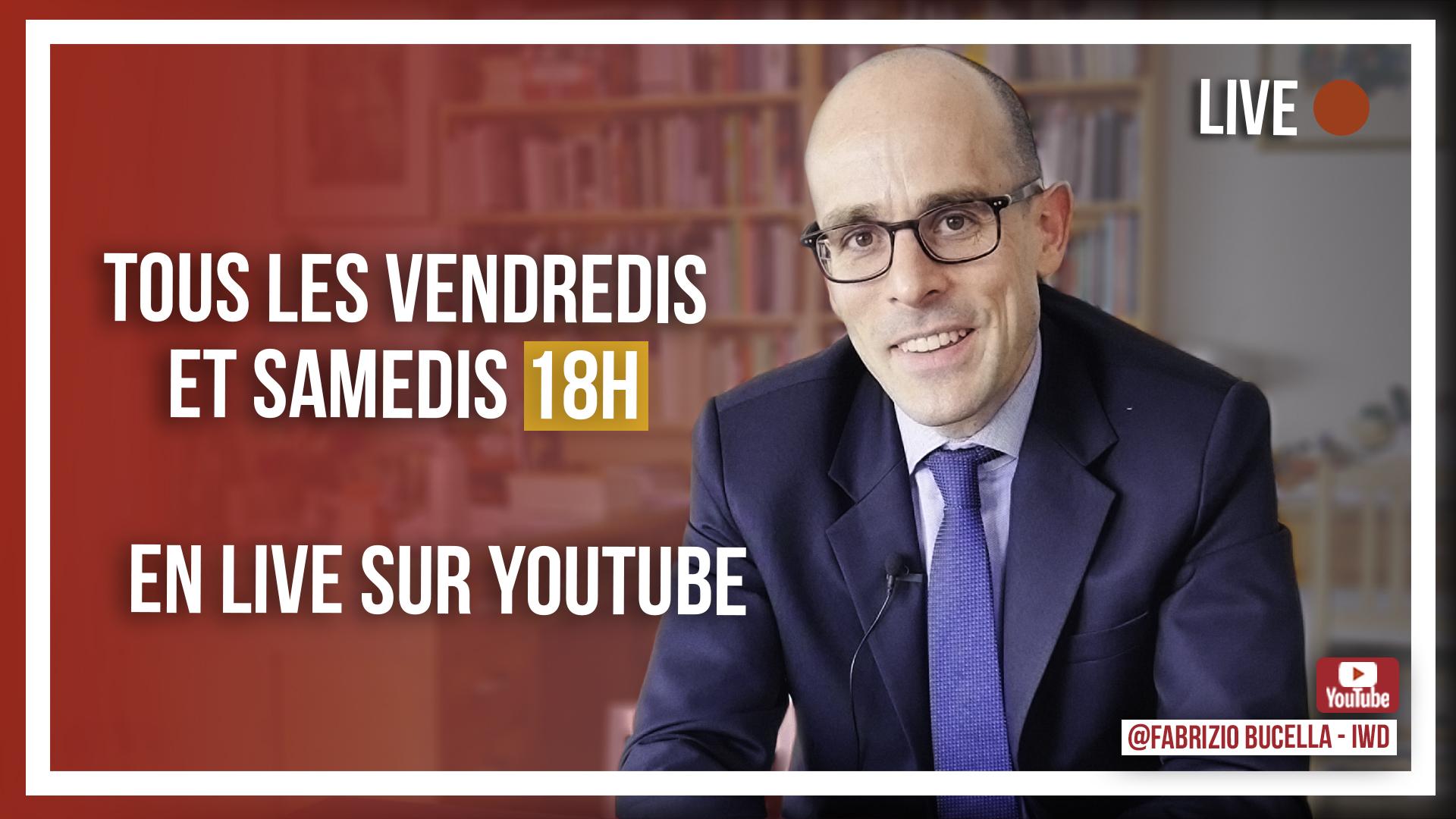 Cours oenologie gratuits en ligne et en direct sur YouTube avec le Professeur Fabrizio Bucella